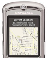 GPS Tracking on Your Cell Phone
