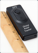 Global GPS Asset Tracker