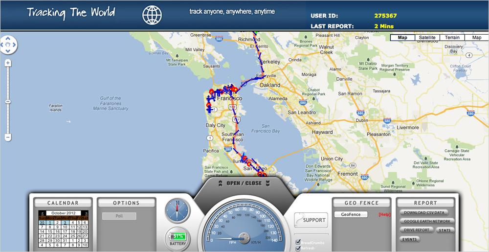 Open GPS Tracking System download
